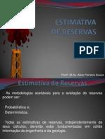 2. Estimativa de Reservas
