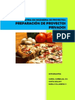 Proyecto Kid Pizzas