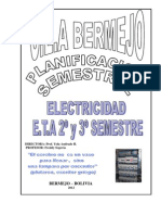 Planificacion Semestral PRESENTACION CEA BERMEJO 2012 Modificado