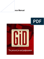 GiD Reference Manual