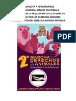 Respuesta a Funcionarios Muni de Guate Por Coaccion a Derecho Expresion Lun 19 Marzo