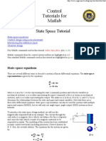 CTM State Space Tutorial_matlab