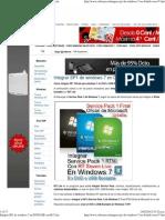 Integrar SP1 de Windows 7 en DVD_USB Con Rt7 Lite