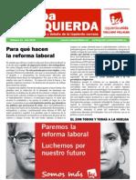 Villalba a la Izquierda num 41 marzo 2012