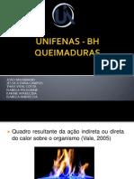 QUEIMADURAS REVISÃO