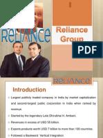 Reliance OB3 Presentation