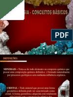 Material de Apoio 1 Mineralogia