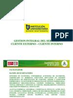 Servicio Al Cliente Gestion Integral - A j Camacho