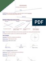 Cuaderno de Geometría
