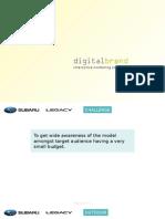 Digital Brand Extended