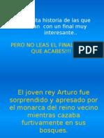 LahistoriadelReyArturo