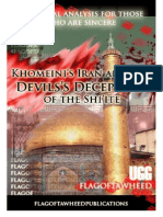 Khomeini's Iran and the Devils Deception of the Shi'ite