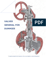 Valves General for Dummies