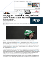 Happy Paddy's Day. Now about that €3.1 billion...