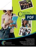 Coastline College Catalog