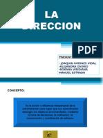 Expo de Admin is Trac Ion Unidad 5
