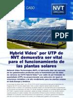 Hybrid Video Por Utp
