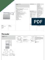 Thermador T36IB800SP