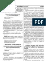 Resolución de Indecopi para administradores temporales de clubes de fútbol