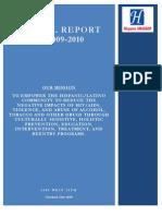 H-UMADAOP Annual Report 2009-2010
