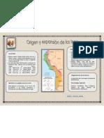 Infografía La expansión del Tahuantinsuyo