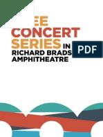 COC Free Concert Series