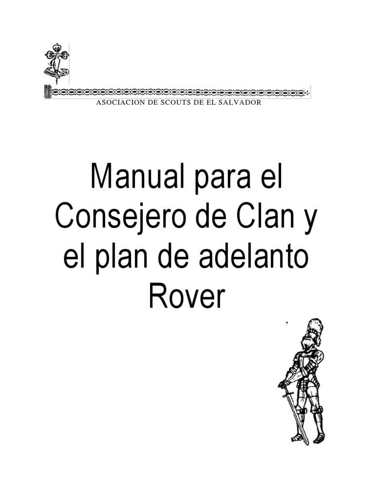 Manual Para El Consejero de Clan y El Plan de Adelanto