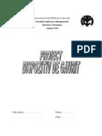 Proiect EF