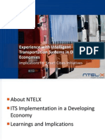 Smart Cities for All_NTELX_Patel_Intelligent Transportation