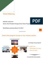 Smart Cities for All_Orange_Leboucher_Smart Meters