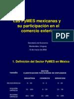 PyMES 2002