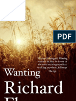 Wanting by Richard Flanagan - Postscript and Notes on the Characters