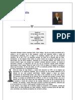 Alessandro Volta Y OTROS CIENTIFICOS