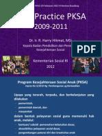 Best Practice PKSA 2009-2011