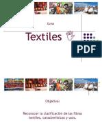 Clase III - Las Fibras Textiles Parte II