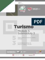 Guía formativa. TURISMO 53. CECyTEH, Gobierno Hidalgo. 2012