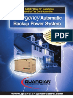 Manual Basico Guardian Generac Power