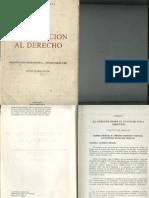 Introduccion Al Derecho de Enrique Vescovi