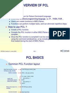 PCL   Library (Computing)   Function (Mathematics)