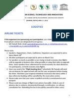 AfDB Logistics Sheet-STI FORUM