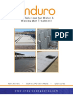 Enduro FRP Water Waste Water Systems Catalog 12-10