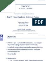 Cap2 Modelacao e Linearizacao