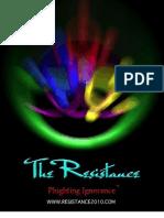 The Esoteric Alphabet Resistance 2010