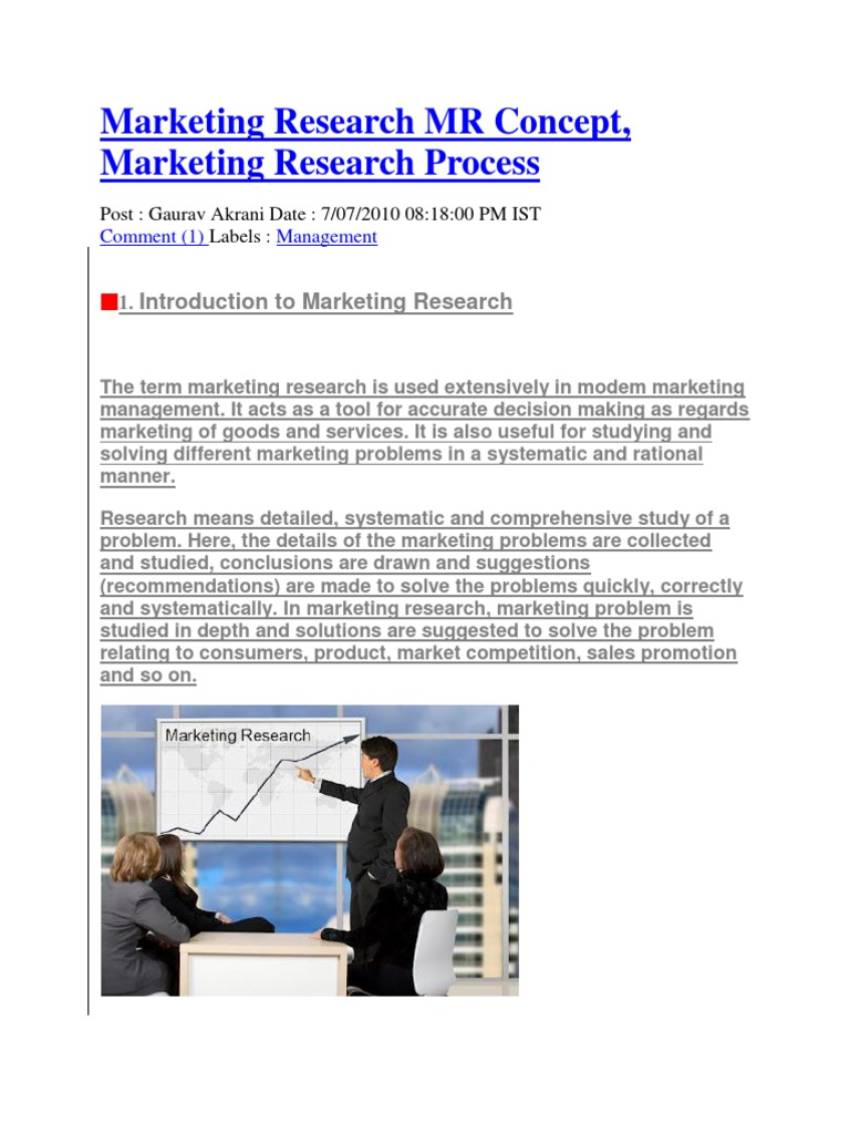 Dating definition marketing management