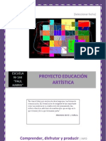 Proyecto de Arte 2011