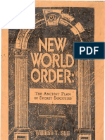 New World Order the Ancient Plan of Secret Societies