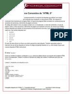 Etiquetas de Html5 y Comandos Linux