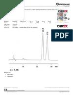 HPLC salbutamol