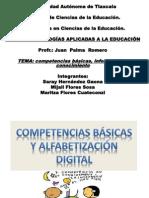 Competencias b Sicas Informaci n y Conocimiento