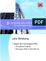 Akuntansi Real Estat